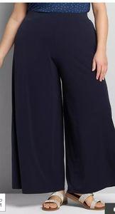 Torrid wide leg pants size 1